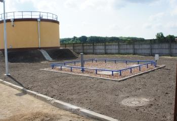 Instalacja do uzdatniania wody